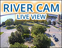 Live amateur web cam City of Brockville